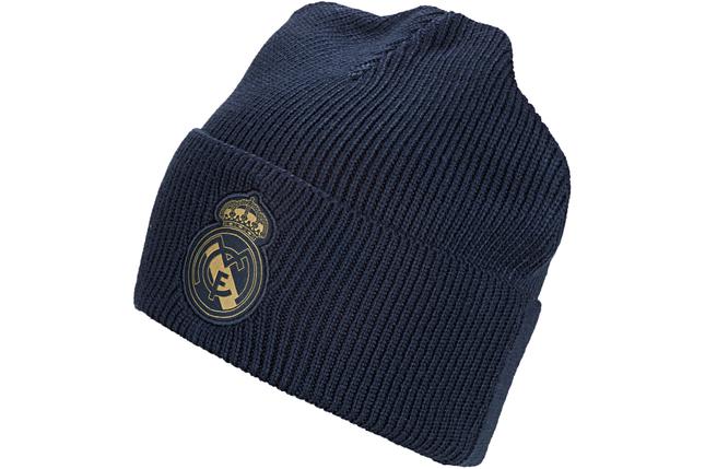 Шапка Adidas Real Madrid Woolie DY7726 Темно-синий (4060512214148), фото 2