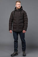 Tiger Force 52235 | Мужская зимняя куртка кофе  ( M  )