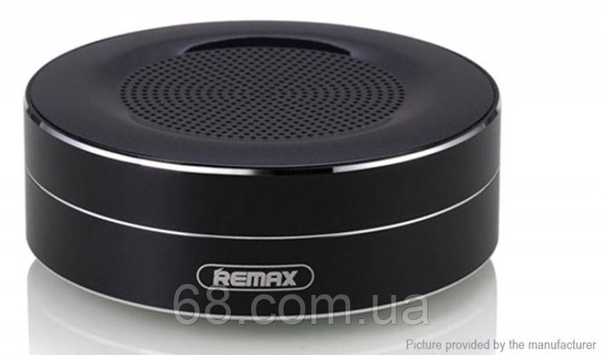 Портативна бездротова Bluetooth колонка Remax RB-M13 чорна