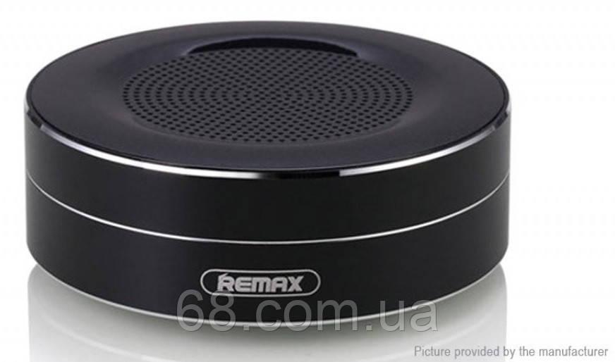 Портативная беспроводная Bluetooth колонка Remax RB-M13 черная