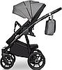 Детская универсальная коляска 2 в 1 Expander Moya 04 Antracite, фото 4