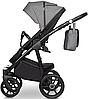 Детская универсальная коляска 2 в 1 Expander Moya 04 Antracite, фото 3