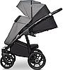 Детская универсальная коляска 2 в 1 Expander Moya 04 Antracite, фото 5