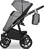 Детская универсальная коляска 2 в 1 Expander Moya 04 Antracite, фото 6