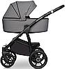 Детская универсальная коляска 2 в 1 Expander Moya 04 Antracite, фото 8