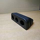 Корпус для зарядки потрійний, фото 3