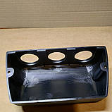 Корпус для зарядки потрійний, фото 2
