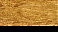 Плинтус с кабель каналом с прорезиненными краями 56х18мм 2,5м Тис дуб комо