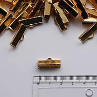 Зажим соединитель лент, медалей 20мм, фото 1