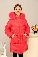 Куртка «Катрина», ягода, фото 1