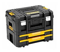 Набір ящиків для інструментів DeWALT COMBO TSTAK II і IV DWST1-70702, фото 1