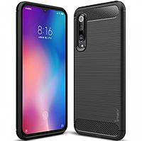 Чехол iPaky Slim для Xiaomi Mi 9 Lite / Mi CC9 (Черный)