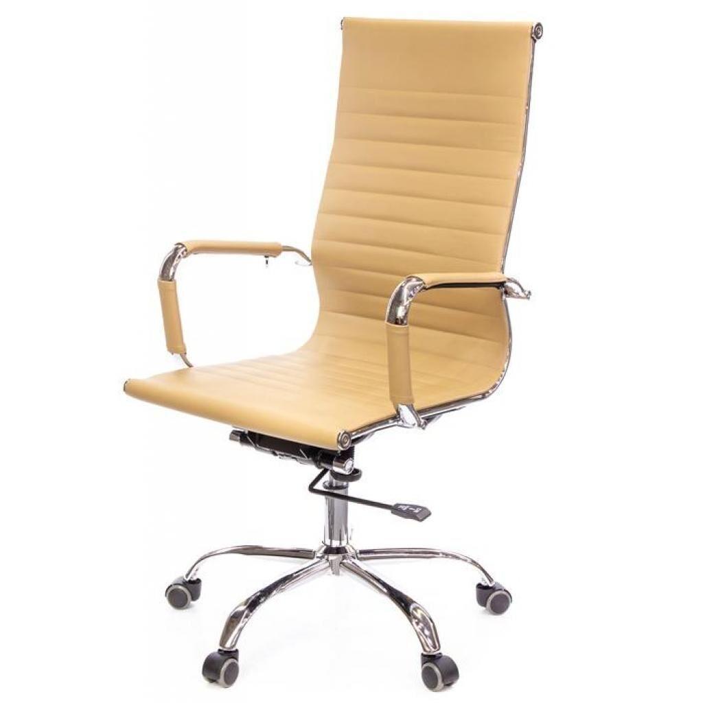 Офисное кресло АКЛАС Кап CH D-TILT Бежевое (10479)