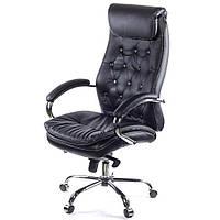 Офисное кресло АКЛАС Лацио CH MB Черное (00079), фото 1