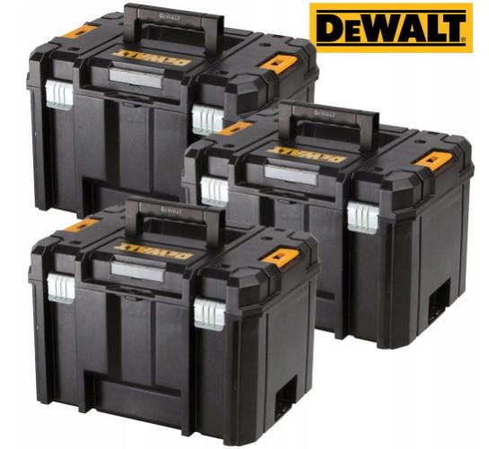 Ящик-чемодан для инструментов DeWALT TSTAK VI DWST1-71195