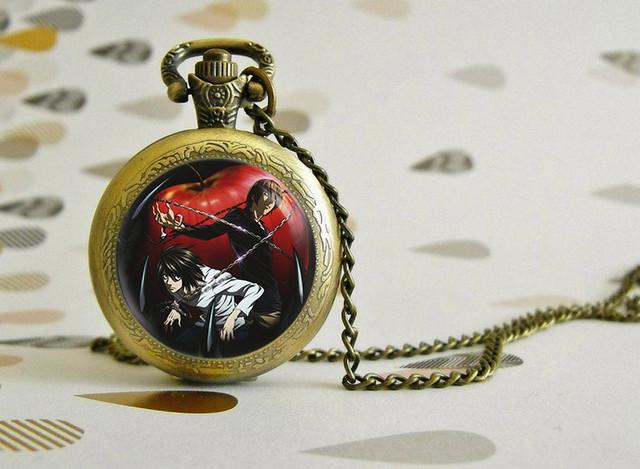 Карманные часы Тетрадь смерти / Death Note