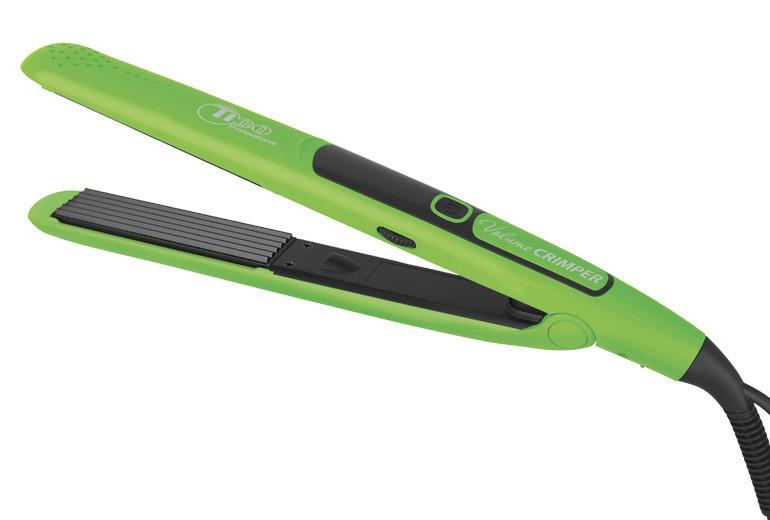 Гофре для волос TICO Professional Volume Crimper Green с керамическим покрытием, 100227