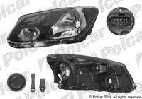 Фара лев VW Caddy 13-15