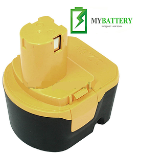 Аккумулятор для шуруповерта Ryobi 1400652 2000 mAh 12 V