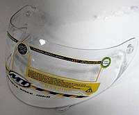 Визор шлема MT-V-14 100% MAX VISION Clear (Прозрачный)