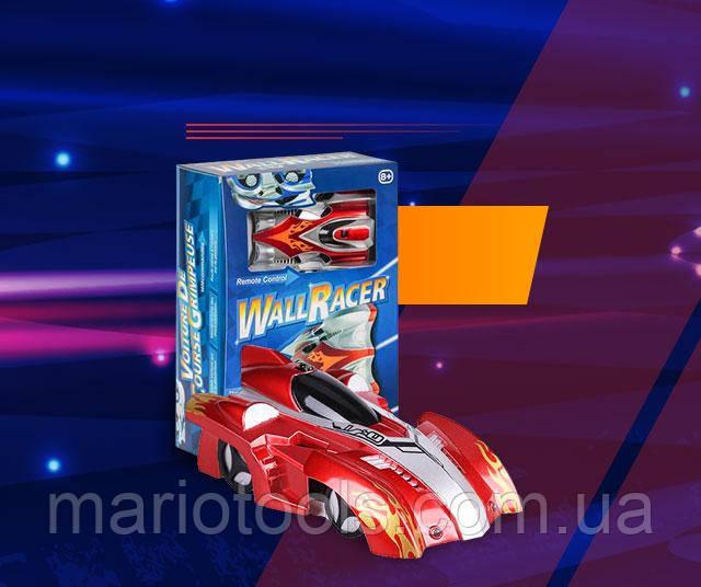 Wall Racer — антигравітаційна машинка на радіо управлінні