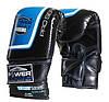 SALE - Перчатки снарядные Power System PS 5003 Bag Gloves Storm S Black/Blue