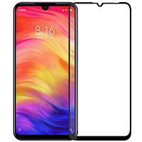 Защитное стекло 3D 19D (full glue) (без упаковки) для Xiaomi Redmi Note 7 / Note 7 Pro / Note 7s
