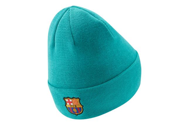 Шапка Nike FC Barcelona CK2299-309 Синий (193152330351), фото 2
