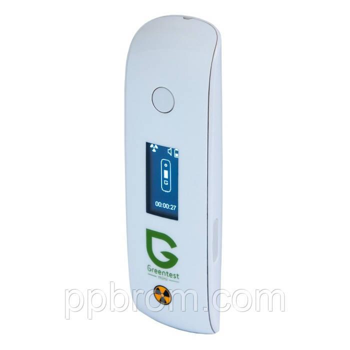 """Нитрат-тестер с дозиметром и тестером воды (3 в 1) для смартфона """"Greentest-Eco Mini"""""""