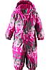 Зимний детский комбинезон для девочки ReimaTEC 510162- 4626. Размер 80 и 86.