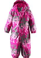 Зимний детский комбинезон для девочки ReimaTEC 510162- 4626. Размер 80. , фото 1