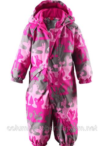 Зимний детский комбинезон для девочки ReimaTEC 510162- 4626. Размер 80.