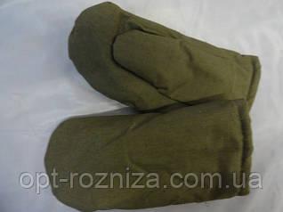 Чоловічі рукавички теплі