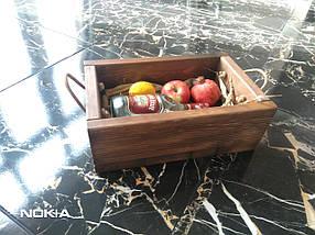 Ящик деревянный для подарков, суперкачество, фото 2