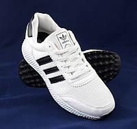 Кроссовки Мужские в стиле Adidas Iniki Runner Boost Белые Адидас (размеры 40, 41, 43)