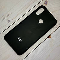 Чехол Silicone Case Xiaomi Redmi Note 7 Черный, фото 1