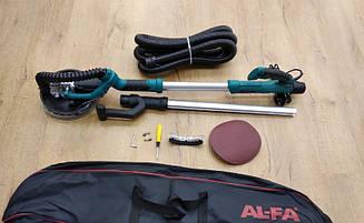 Шлифовальная машина для стен и потолков AL-FA ALDWS17