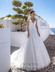 Свадебное платье № S-493