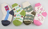 Шерстяные носки детские, зимние детские носочки, размер 18-21 см, фото 1