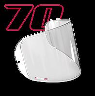 Вставка визора MT-V-14 Pinlock Fog Resistant Clear (прозрачный)