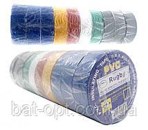 Изолента PVC ПВХ 10м ассорти изоляционная лента