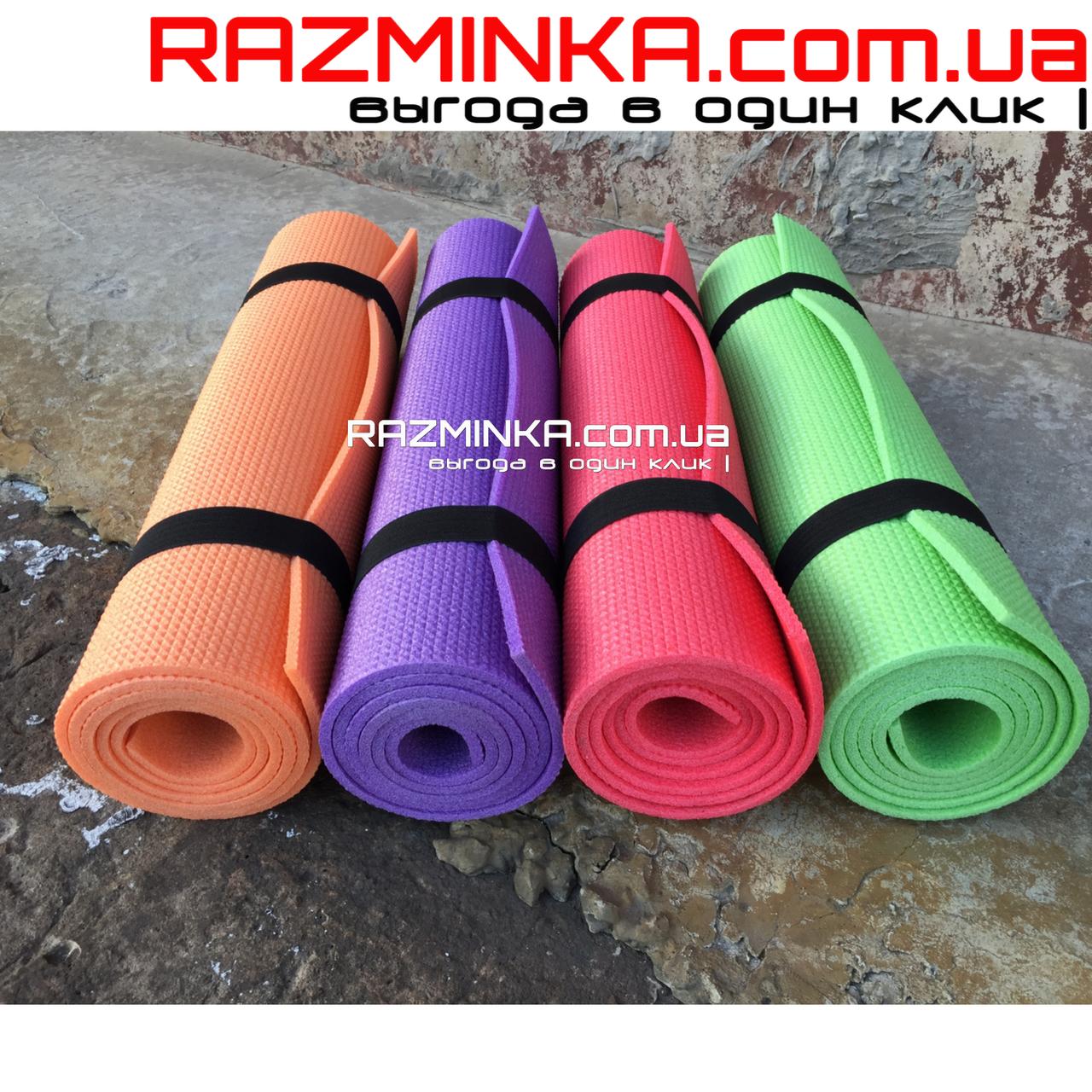 Коврики для йоги оптом 1800х600х4мм (20шт)
