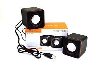 Настільні Провідні Комп'ютерні міні Колонки акустика g-system Сабвуфером для Пк, Ноутбука Телефону, Планшета