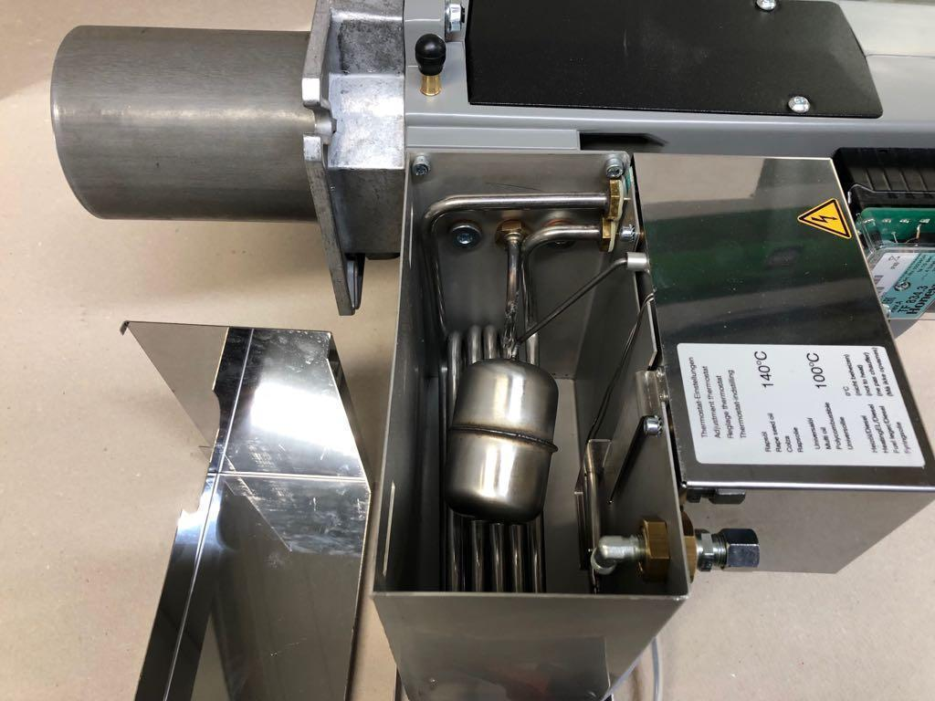Універсальна пальник MVZ (EMB) 200 (потужність 130-190 кВт)