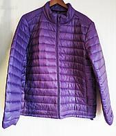 Куртка мужская демисезонная стеганая Cotton Traders (Размер 58-60 (XL))