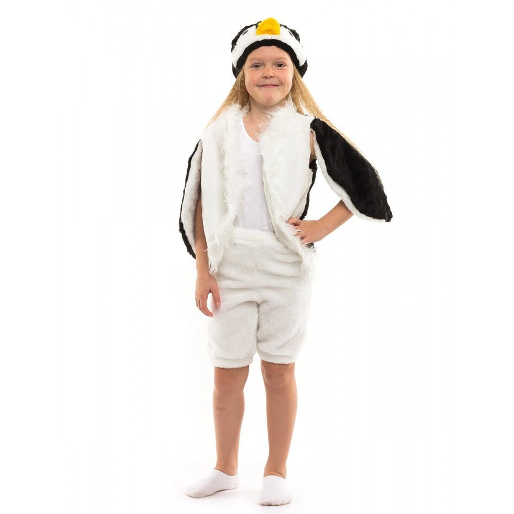 Маскарадный костюм Пингвина детский от 3 до 7 лет
