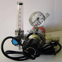Универсальный регулятор расхода газа У-30/АР40П с ротаметром и подогревом.