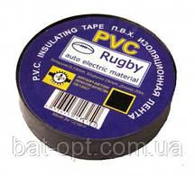 Изолента PVC ПВХ 30м черная изоляционная лента