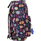 Рюкзак стильный Bagland городской молодежный на 17 л. сублимация совы, фото 5
