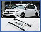 Модельные поперечные рейлинги Toyota RAV4 2013-2018, фото 3